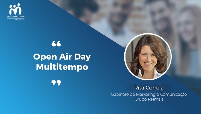 Blog multitempo - open air day
