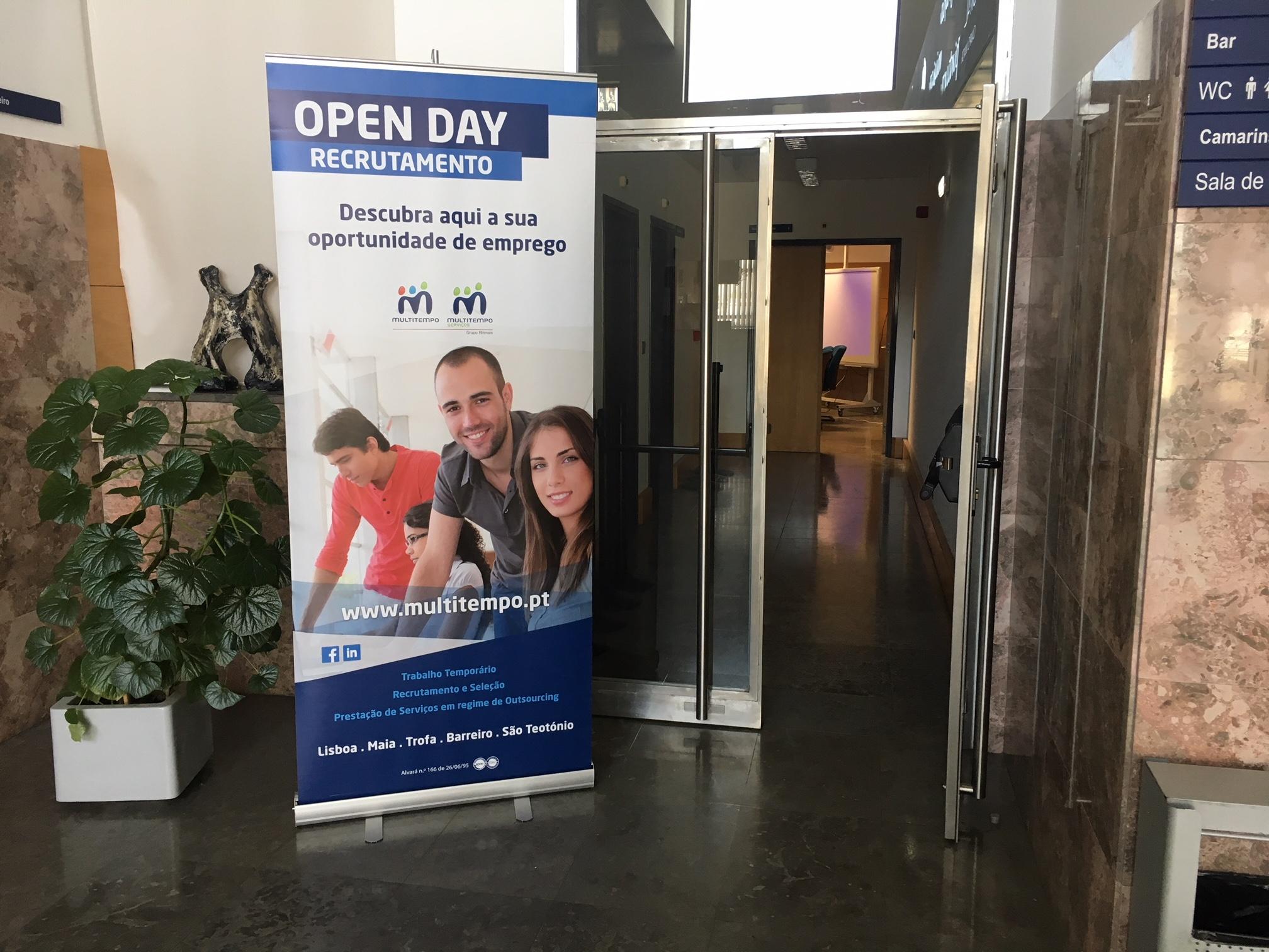 Multitempo com Industry Open Day no Alentejo.