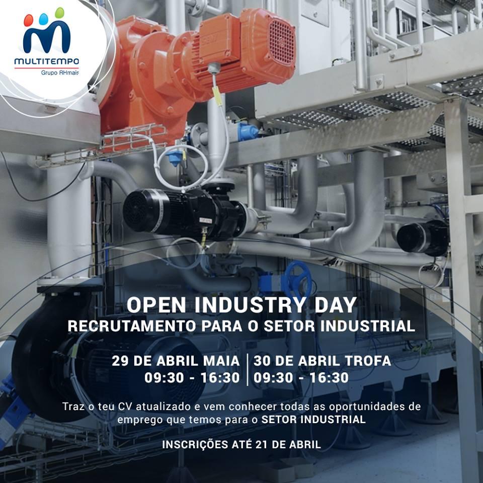 Open Industry Day Maia e Trofa
