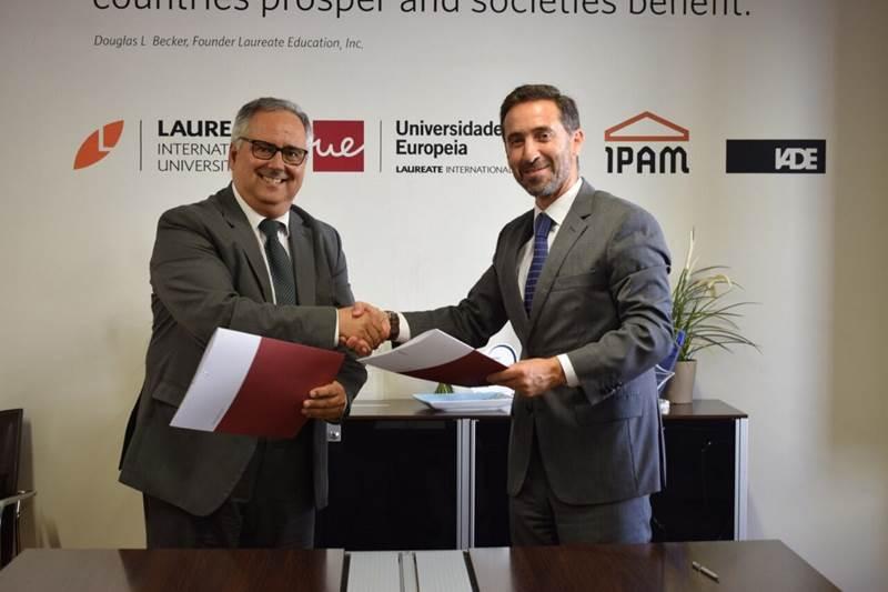 RHmais e Universidade Europeia assinam protocolo de cooperação