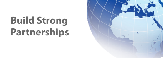 Build Strong Partnerships