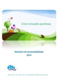 Consulte aqui o Relatório de Sustentabilidade 2013